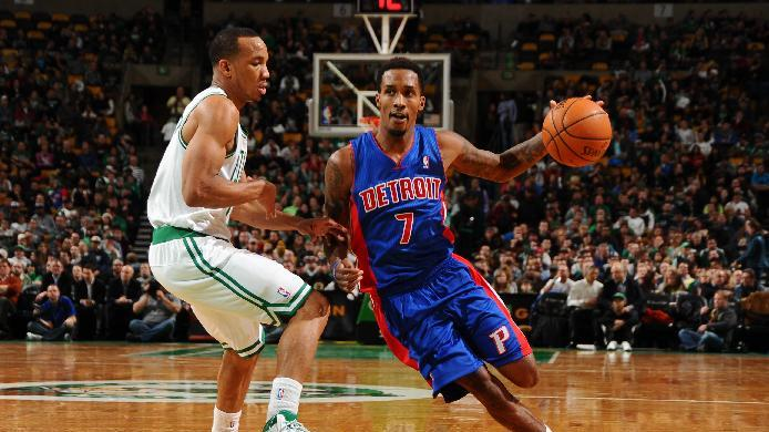 Jennings carries Pistons past Celtics 107-106