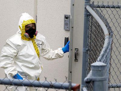 Miss. Sheriff Links Letters in Ricin Case