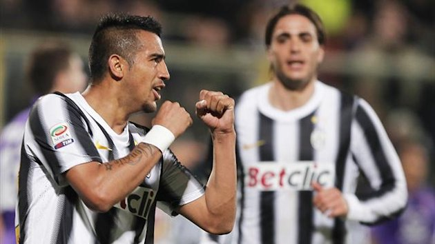 FOOTBALL - 2011/2012 - Juventus - Vidal