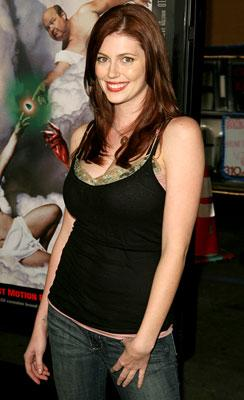 Diora Baird at the Hollywood premiere of New Line's Tenacious D in: The Pick of Destiny