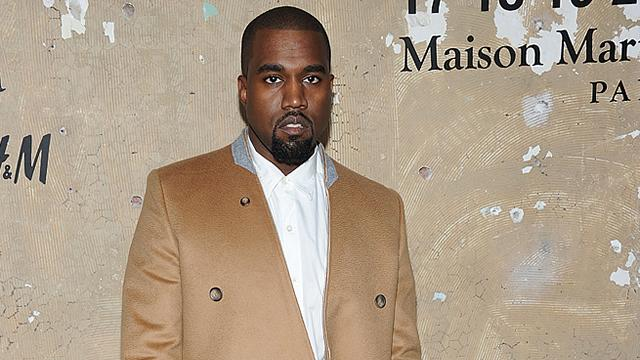 Kanye Launches Twitter Tirade Against Jimmy Kimmel