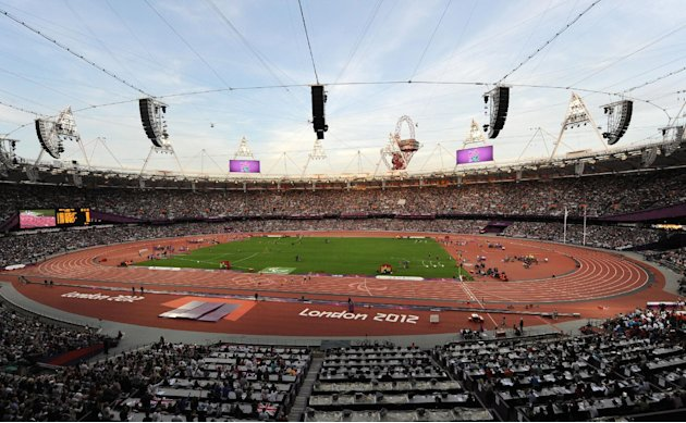 Four bidders are vying with each other to become the new anchor tenant of the Olympic Stadium