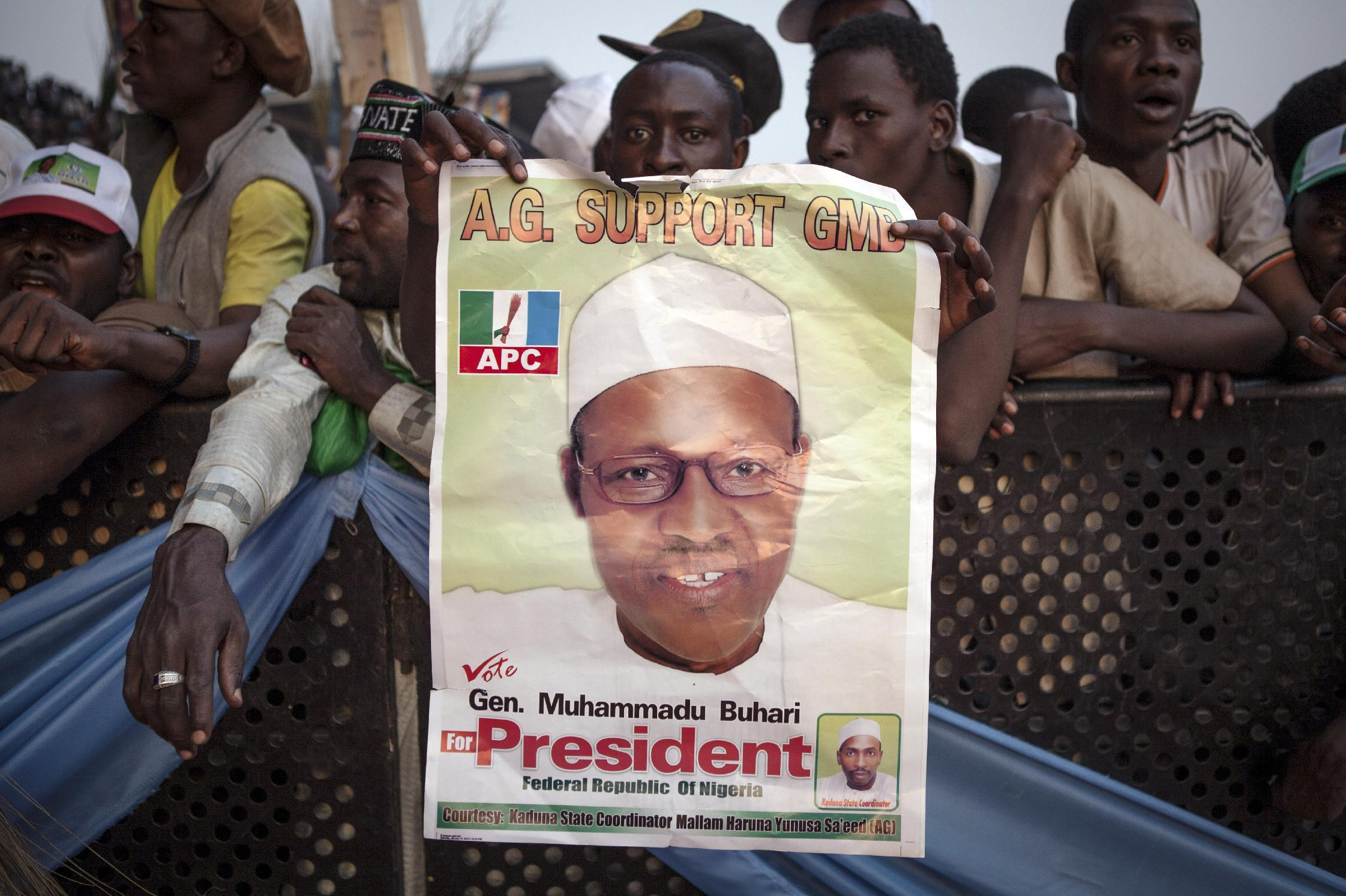 Nigeria vote delay would be Boko Haram 'victory': opposition