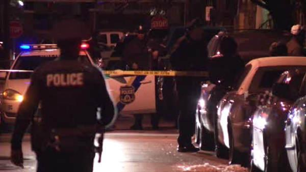 Teen murdered outside party in West Philadelphia