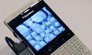Blackberry Shares Surge After £144m Loss
