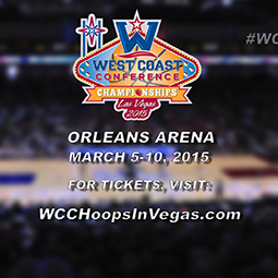 2015 WCC Basketball Tournament