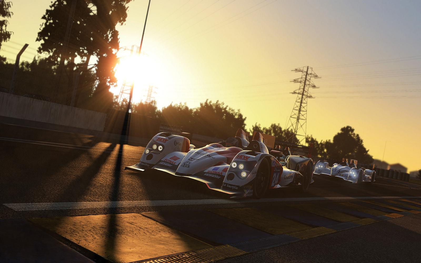 The most gorgeous racing game we've ever seen is finally launching on May 7th