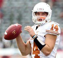 Quarterback uncertainty remains at Texas