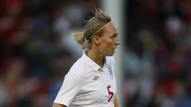 Faye White earned 90 caps for England