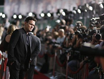 Matt Dillon at the LA premiere of Universal's You, Me and Dupree