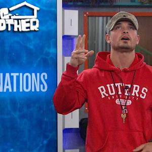 Big Brother - Jacked Up Nomination Ceremony