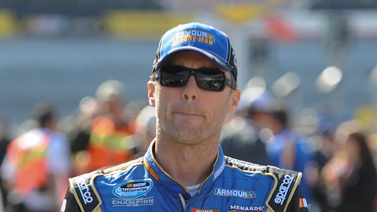 NASCAR Nationwide Series: Grit Chips 300-Qualifying