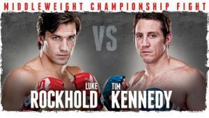 Strikeforce: Rockhold vs. Kennedy Weigh-in Results; Luke Rockhold Slightly Over (UPDATED)