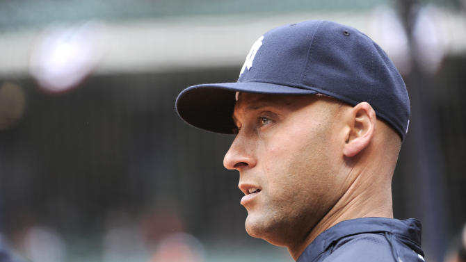 Jeter's last season begins with 6-2 loss to Astros