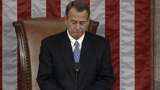 Beleaguered Boehner Is Re-elected Speaker