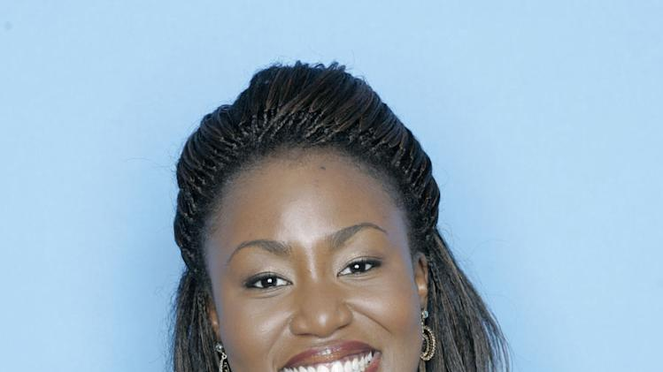 "Mandisa Hundley from Antioch, TN, is one of the contestants on Season 5 of ""American Idol."""