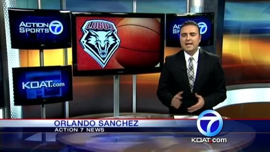 Lobos face Rams for top slot in Mountain West
