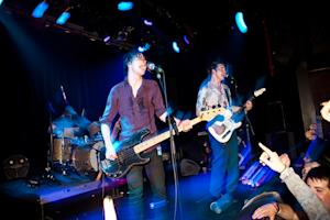 Palma Violets Bring British Pub-Rock to Raucous Brooklyn Gig