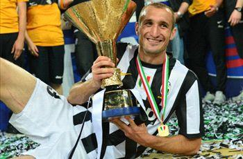Chiellini: Juventus targeting Supercoppa glory