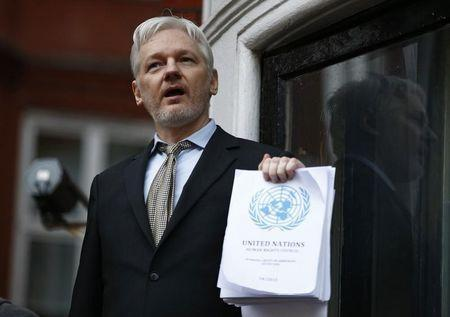 Swedish prosecutors press for Assange interview despite U.N. ruling