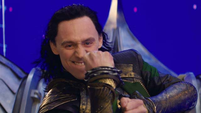 'Thor: The Dark World' Blu-ray Bonus: Bloopers