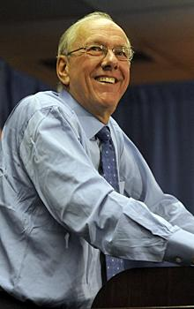 Boeheim out of touch with severity of scandal