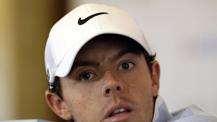 McIlroy begins legal action against former agent