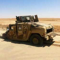 Iraqi Prime Minister Says ISIS Seized 2,300 Humvees When It Took Mosul