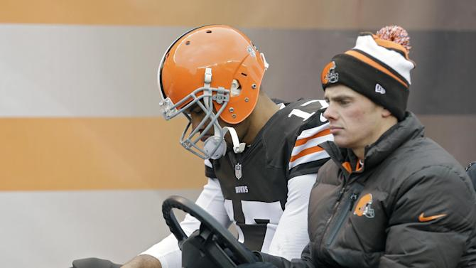 Browns in favor of replay on hits to helmet