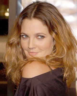 Drew Barrymore at the Hollywood premiere of Warner Bros. Pictures' We Are Marshall