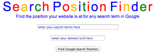Top 3 Alternatives to Google's Keyword Research Tool image search position finder