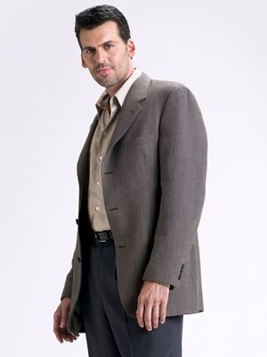 Oded Fehr Showtime's 'Sleeper Cell'