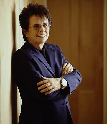 Billie Jean King | Female Tennis Champion and Activist
