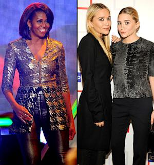 Michelle Obama, Olsen Twins Make TIME's Fashion Icons List