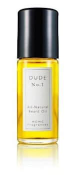 Dude No. 1 is a bearded man's best friend. Photo courtesy of mcmcfragrances.com