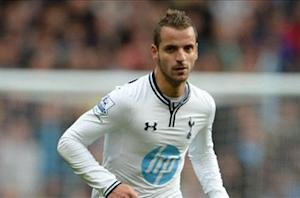 Soldado vows to improve goal return for Tottenham