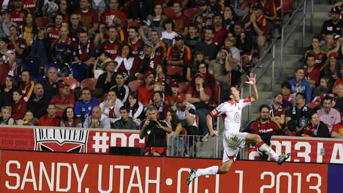 Neal lifts United over RSL 1-0 for US Open Cup