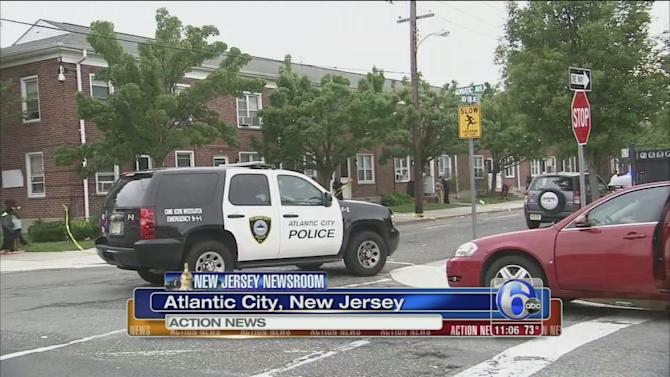 2 wounded in shooting in Atlantic City