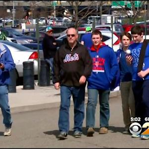 Mets, Fans Celebrate Home Opener At Citi Field