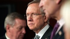 gty harry reid jef 130322 wblog Reid Says Republicans Seem Afraid of Gun Control Debate