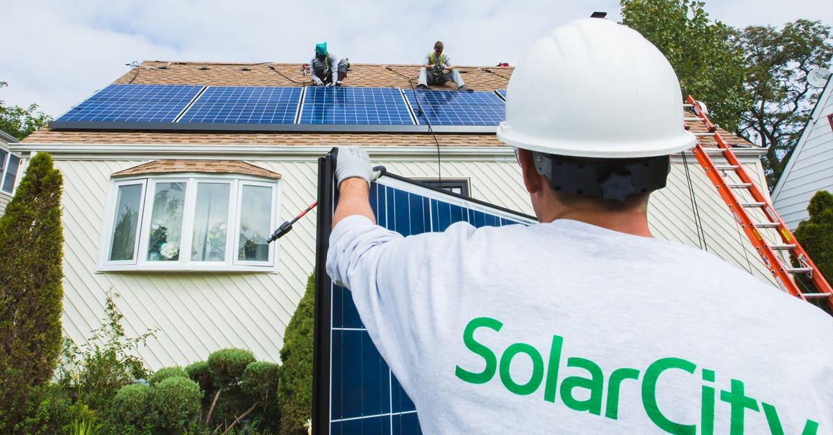 Every 3 minutes someone switches to SolarCity