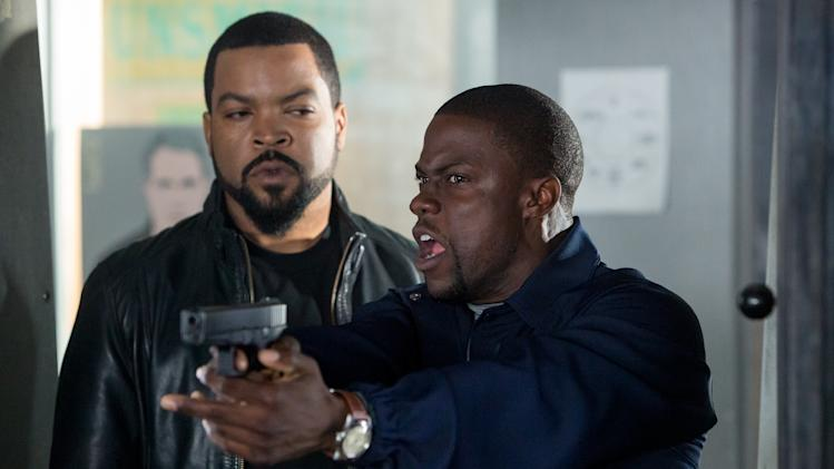 'Ride Along' runs over 'I, Frankenstein'