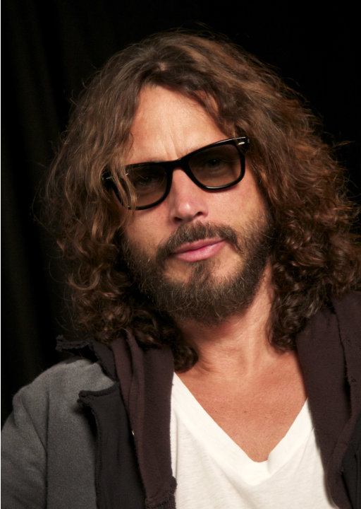 "In this Sept. 23, 2011 photo, musician Chris Cornell is shown in New York. In November, Cornell released ""Songbook,"" a live collection of his solo performances that represents a wide swath of his own"