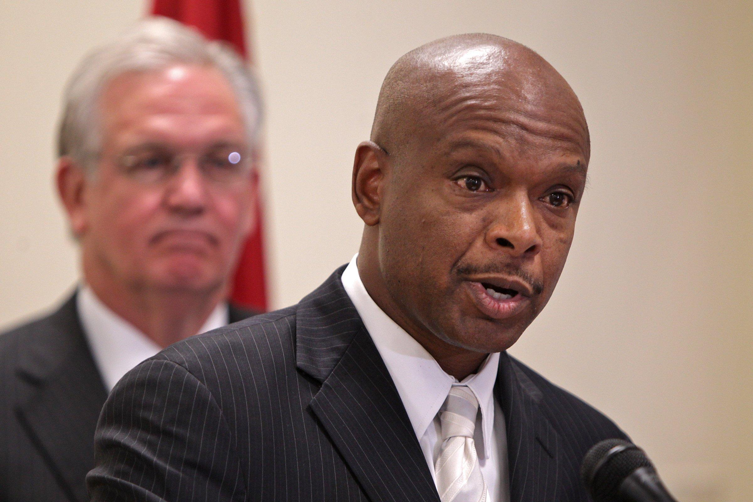Missouri public safety director resigns 6 months into job
