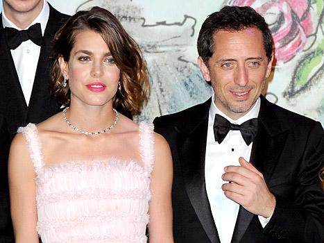 Princess Caroline's Daughter Charlotte Casiraghi of Monaco Gives Birth to Son Raphael