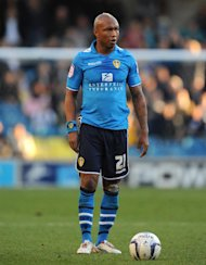 El-Hadji Diouf is hoping to extend his stay at Leeds