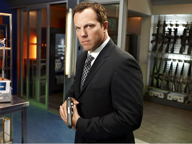 Adam Baldwin returns as John Casey on &quot;Chuck&quot; 
