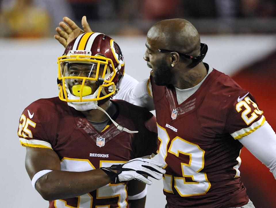 Redskins wrap up unbeaten preseason, 30-12