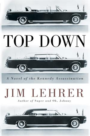 """This book cover image released by Random House shows """"Top Down: A Novel of the Kennedy Assassination,"""" by Jim Lehrer. (AP Photo/Random House)"""