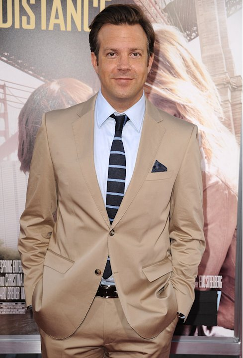 Going the Distance LA Premiere 2010 Jason Sudeikis